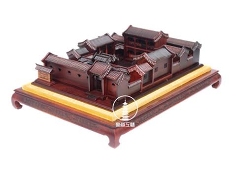家用定制古建筑模型