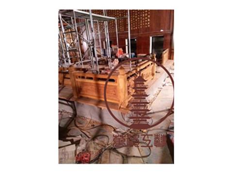 精美寺庙装修